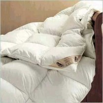 7.5 Tog Goose 60% Feather and 40% Down Duvet