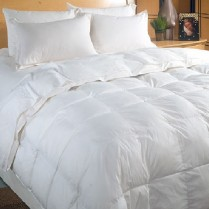 100% Duck Feather Duvet / Quilt - Super King Bed Size