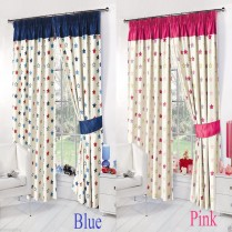 Kids Stars Thermal Blackout Curtains