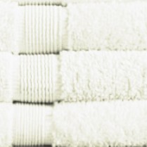 Ivory/ Cream 500 gsm Egyptian Cotton Guest Towel