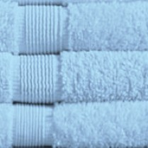 Bluebell 500 gsm Egyptian Cotton Guest Towel