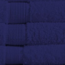 Navy Blue 500 gsm Egyptian Cotton Guest Towel