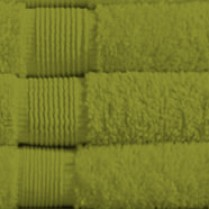 Moss green 500 gsm Egyptian Cotton Guest Towel