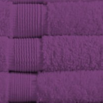 Aubergine 500 gsm Egyptian Cotton Guest Towel
