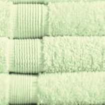 Willow Green 500 gsm Egyptian Cotton Guest Towel